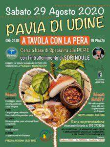 A tavola con la pera @ Piazza di Pavia di Udine | Pavia di Udine | Friuli-Venezia Giulia | Italia
