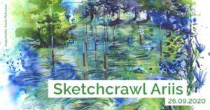 Sketchcrawl Ariis @ Villa Ottelio Savorgnan - Ariis | Ariis | Friuli-Venezia Giulia | Italia