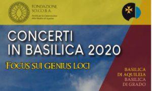 Concerti in Basilica 2020 @ Aquileia | Aquileia | Friuli-Venezia Giulia | Italia