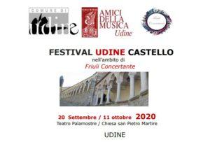 Festival Udine Castello: ACCADEMIA NAONIS & ENSEMBLE DONATELLO archi @ Udine | Udine | Friuli-Venezia Giulia | Italia