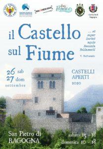 Il castello sul fiume @ Castello Superiore di Ragogna | Ragogna | Friuli-Venezia Giulia | Italia