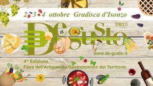 De gusto - Fiera dell'Artigianato Gastronomico del Territorio @ Gradisca d'Isonzo | Gradisca d'Isonzo | Friuli-Venezia Giulia | Italia