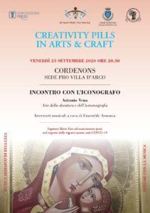 Creativity pills in arts & craft @ Sede Pro Villa D'arco | Frazione di Villa D'arco | Friuli-Venezia Giulia | Italia