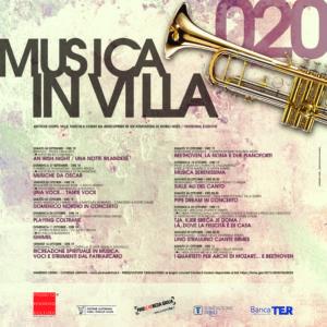 Musica in villa 2020: SULLE ALI DEL CANTO @ Sedegliano - Teatro comunale Plinio Clabassi | Sedegliano | Friuli-Venezia Giulia | Italia