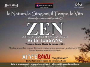 La Natura, le Stagioni, il Tempo, la Vita - Esposizione Raku en plein air @ Villa Tissano - Santa Maria La Longa | Santa Maria La Longa | Friuli-Venezia Giulia | Italia