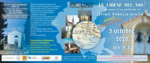 Le chiese del 500 riscoperta di un patrimonio del FVG @ Fogliano Redipuglia   Fogliano Redipuglia   Friuli-Venezia Giulia   Italia