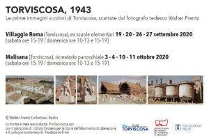 Torviscosa 1943 - Le prime immagini a colori di Torviscosa @ Torviscosa-Villaggio Romano
