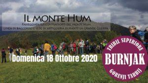 Passeggiata sui contrafforti del Monte Hum @ Tribil Superiore   Stregna   Friuli-Venezia Giulia   Italia