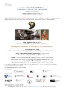 I CIELI E LE TERRE DI TIEPOLO Il Settecento a Udine e in Friuli Venezia Giulia @ Museo Carnico delle Arti Popolari | Tolmezzo | Friuli-Venezia Giulia | Italia