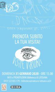 VISITA VIRTUALE - VILLA D'ARIA MUSEO TEMPORANEO DEI VENTI @ Evento on line
