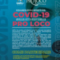 PARTE L'INDAGINE SUGLI EFFETTI DEL COVID-19 SULLE ATTIVITÀ' PRO LOCO