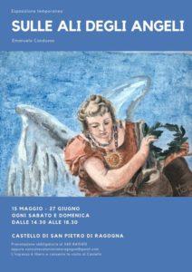 Mostra Sulle ali degli angeli per un percorso creativo e spirituale @ Ragogna (Ud) | Ragogna | Friuli-Venezia Giulia | Italia