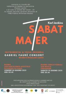 Concerto STABAT MATER di Karl Jenkis @ Pordenone | Pordenone | Friuli-Venezia Giulia | Italia