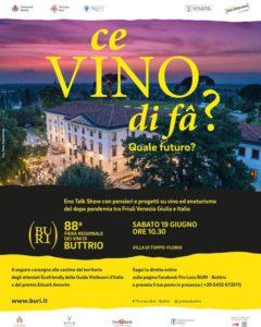 88^ Fiera Regionale dei Vini di Butrio - Ce VINO di fa @ Buttrio (Ud) | Buttrio | Friuli-Venezia Giulia | Italia