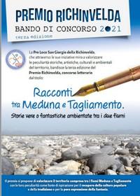 Concorso PREMIO RICHINVELDA 2021 @ San Giorgio della Richinvleda (Pn)