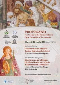 Ginanfranco da Tolmezzo a Provesano @ Provesano, San Giorgio della Richinvleda (Pn)   Provesano   Friuli-Venezia Giulia   Italia