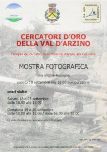 Cercatori d'oro della Val d'Arzino - mostra fotografica @ Flagogna, Forgaria nel Friuli (Ud) | Flagogna | Friuli-Venezia Giulia | Italia