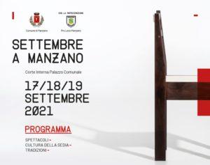 Settembre a Manzano 2021 @ Manzano (Ud) | Manzano | Friuli-Venezia Giulia | Italia