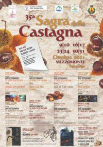 35^ Sagra delle Castagne @ Mezzomone, Polcenigo | Mezzomonte | Friuli-Venezia Giulia | Italia