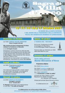Sagra di Villa d'Arco @ Villa d'Arco, Cordenons (PN) | Frazione di Villa D'arco | Friuli-Venezia Giulia | Italia