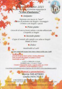 Cene d'Autunno @ San Giovanni di Livenza (Pn) | San Giovanni di Livenza | Friuli-Venezia Giulia | Italia