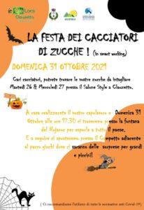La festa dei cacciatori di zucche! (in smart working) @ Clauzetto (PN)   Clauzetto   Friuli-Venezia Giulia   Italia