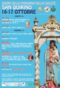Sagra della Madonna della Salute @ San Quirino (PN) | San Quirino | Friuli-Venezia Giulia | Italia