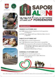 Sapori Alpini @ Pordenone (Pn) | Friuli-Venezia Giulia | Italia