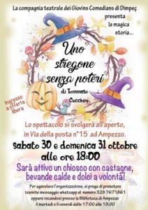 Uno stregone senza poteri @ Ampezzo (UD)   Ampezzo   Friuli-Venezia Giulia   Italia